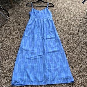 J Crew Factory Maxi Dress